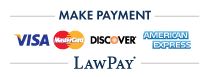 Make a payment using LawPay